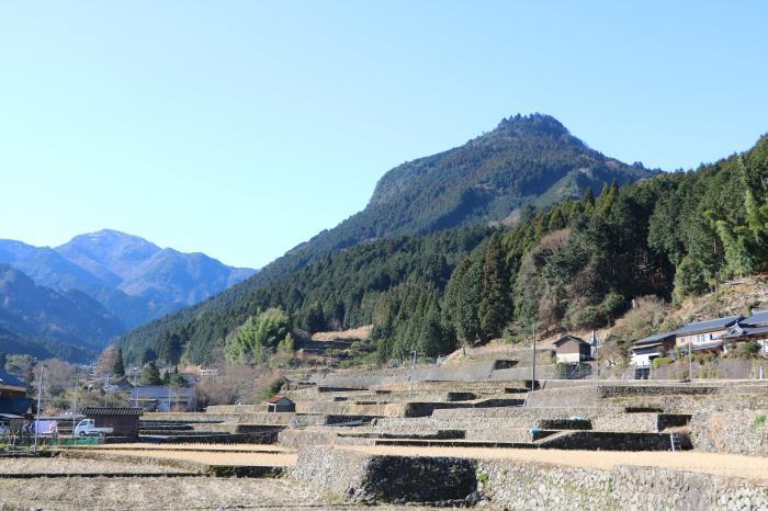 国指定史跡求菩提山